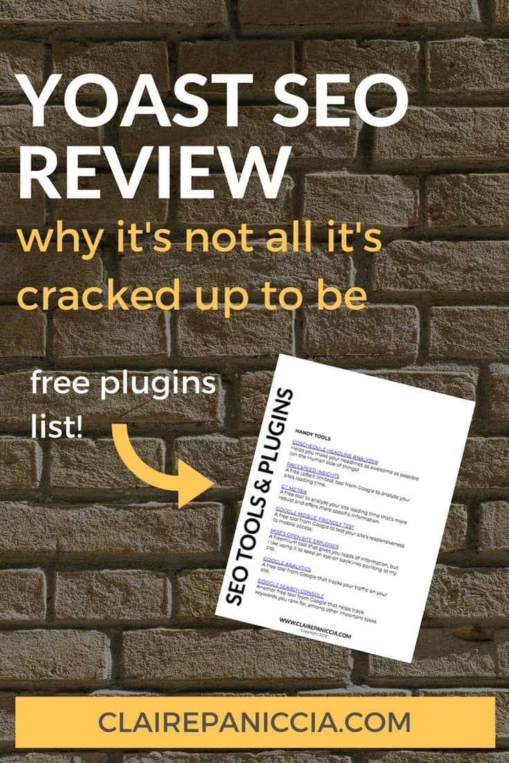 Yoast SEO Review: Why it's not all it's cracked up to be