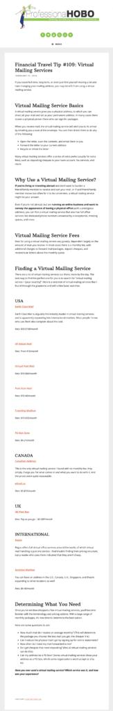 seo case study for travel blog post